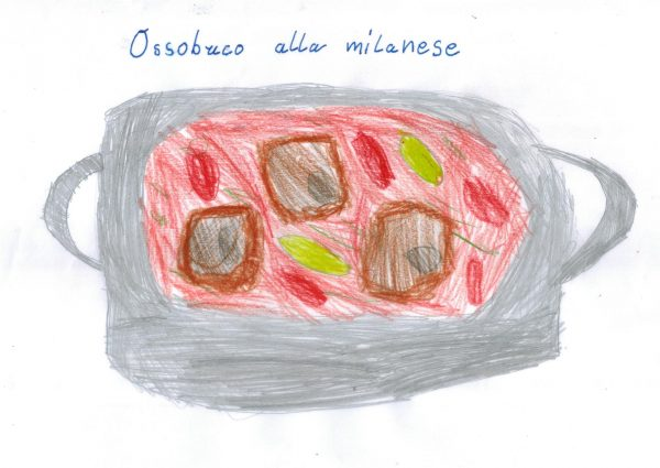 Ians favourite – Ossobuco alla milanese